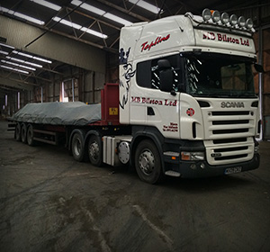flat trailer services