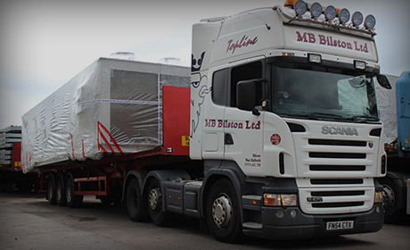 haulage for abnormal loads